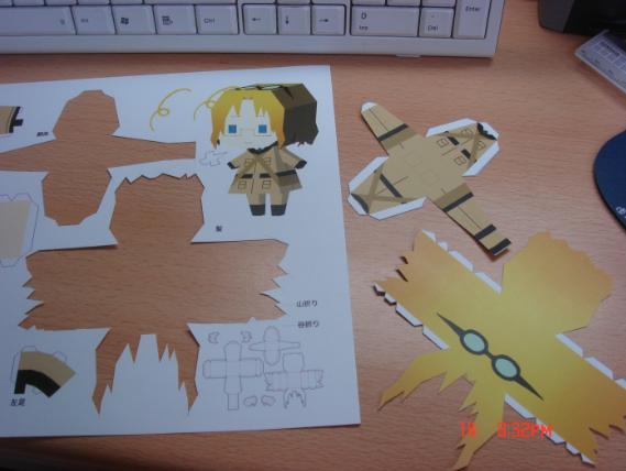 紙模教室4