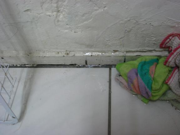 宿舍淹水06