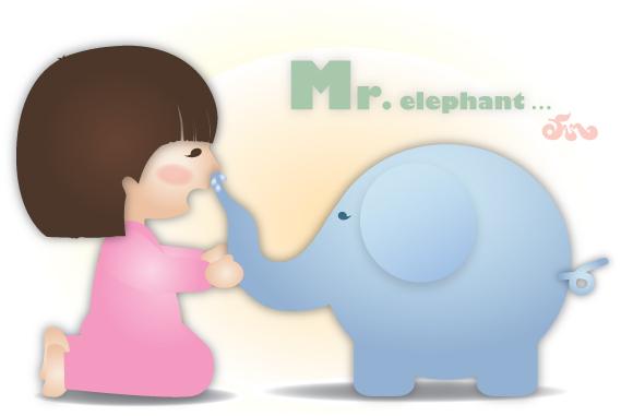 990418大象先生吸鼻子.jpg