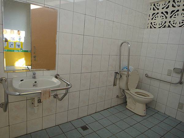 資源班的無障礙廁所