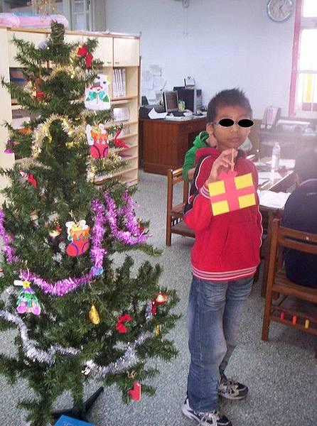 佈置耶誕樹2