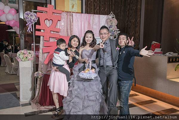 高禎+川平結婚大囍-841
