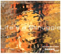 ▲宋岳庭專輯《Life's a Struggle》的封面。(原動力文化╱提供)