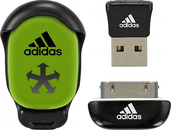 adidas miCoach 虛擬教練