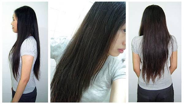 染髮前-組圖