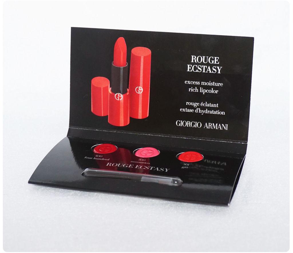 GIORGI ARMANI 奢華訂製CC唇膏