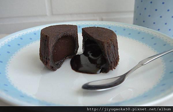 熔岩爆漿巧克力小蛋糕