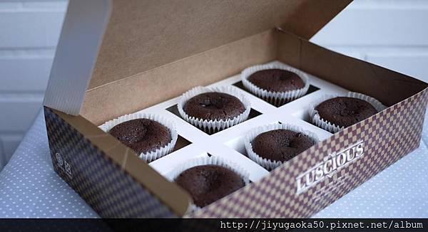 熔岩爆漿巧克力蛋糕 6入