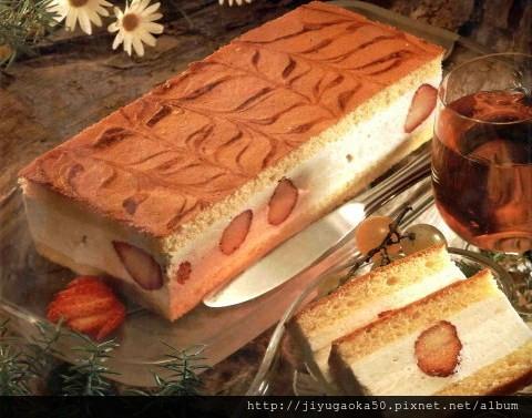 酸奶慕思夾心蛋糕