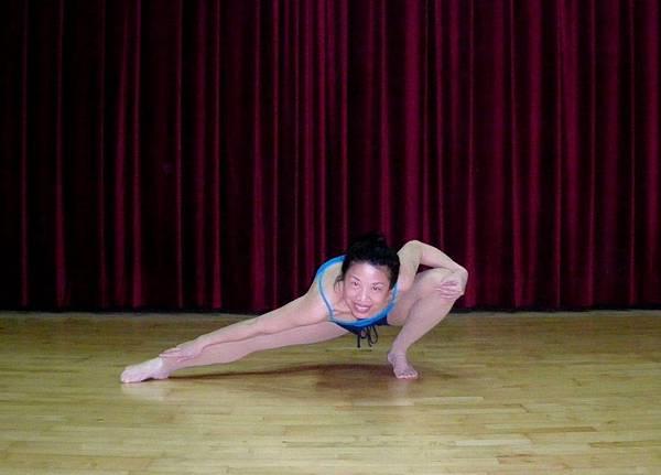 腿的伸展1