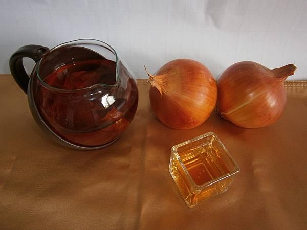洋蔥皮茶2