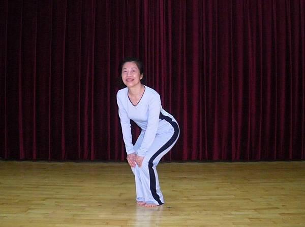 膝關節運動
