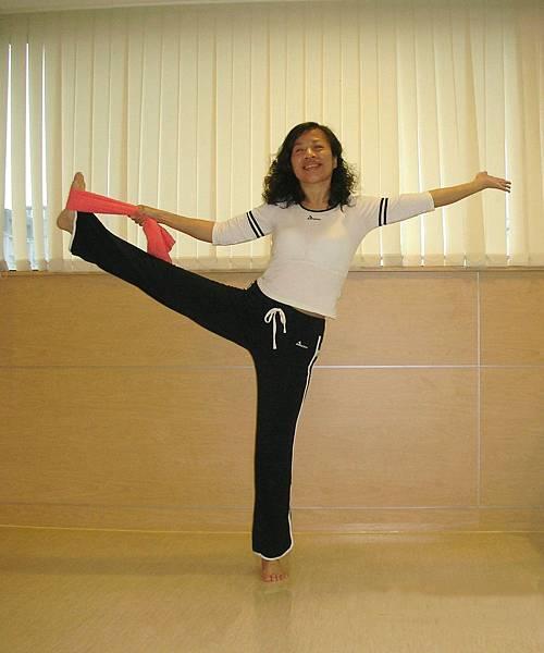 毛巾操-舞蹈式2