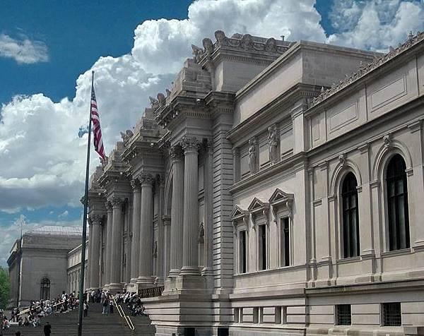 博物館美國大都會