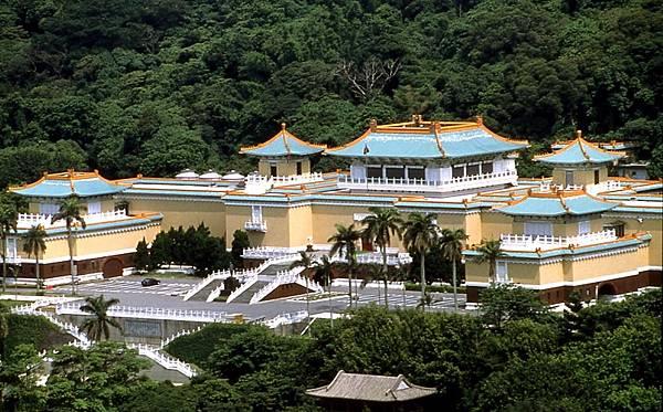博物館台北故宮