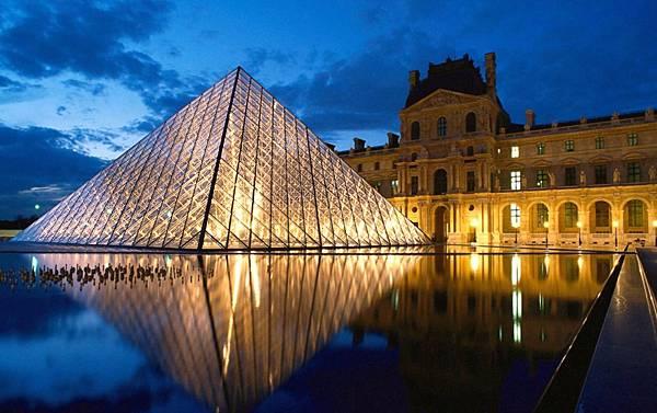 博物館巴黎羅浮宮