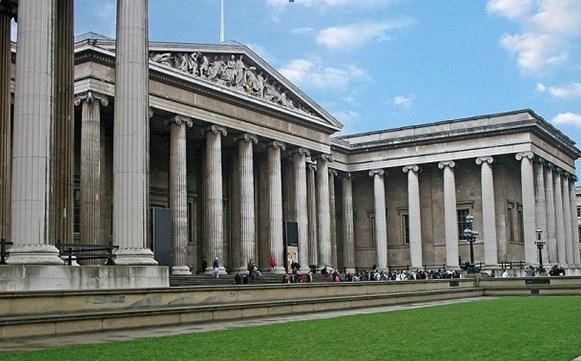 博物館倫敦大英博物館