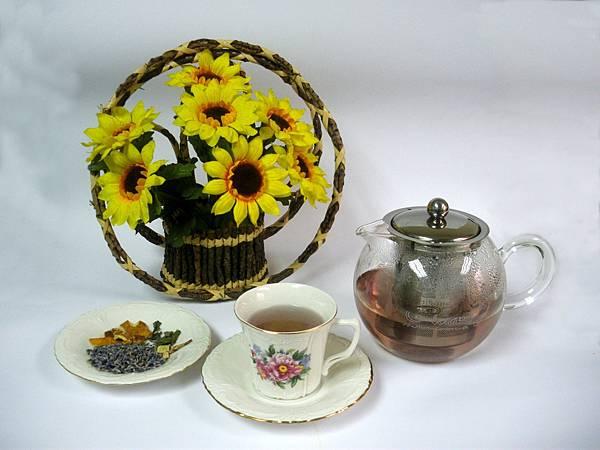 薰衣草花茶