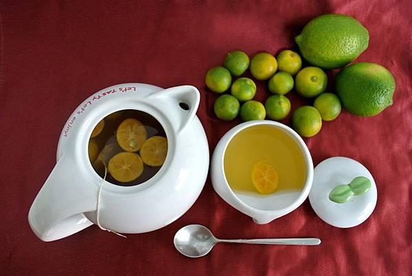 金桔檸檬茶