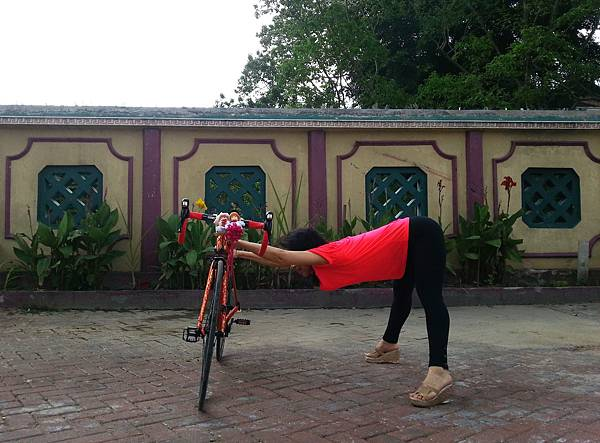 單車暖身1