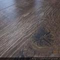 晶鑽系列-仿古白橡4-超耐磨木地板/強化木地板