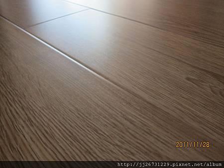 晶鑽系列-里斯本橡木5-超耐磨木地板/強化木地板