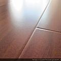 晶鑽系列-美洲紅檀5-超耐磨木地板/強化木地板