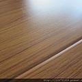晶鑽系列-經典柚木4-超耐磨木地板/強化木地板