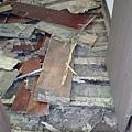 拆木地板-11112804-白蟻窩