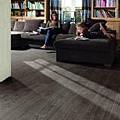 長板水波紋系列-鐵灰橡木01-超耐磨木地板/強化木地板