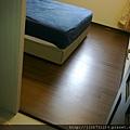 簡約無縫木地板-浪漫胡桃-120105555-新莊新樹路 超耐磨木地板/強化木地板