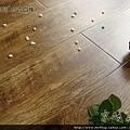晶鑽系列-仿古白橡1-超耐磨木地板/強化木地板