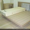 簡約無縫木地板-歐洲白橡-11032501施工前-超耐磨木地板/強化木地板