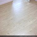 真木紋 水洗白橡-111208462-黃光下 超耐磨木地板/強化木地板