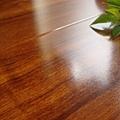 鋼琴面拍立扣/鋼琴烤漆-紅檀香4-超耐磨木地板/強化木地板
