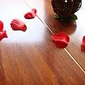 鋼琴面拍立扣/鋼琴烤漆-紅檀香7-超耐磨木地板/強化木地板