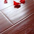 手刮紋木地板-坎培拉橡木1-超耐磨木地板/強化木地板