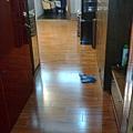 鋼琴面拍立扣-紅檀香-20110930246-超耐磨木地板/強化木地板