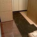 簡約無縫木地板-歐洲白橡-11101008施工中-八里 超耐磨木地板/強化木地板