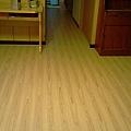 簡約無縫木地板-歐洲白橡-11101006施工後2-八里 超耐磨木地板/強化木地板