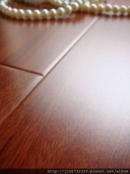 新拍立扣-紅檀香8-超耐磨木地板/強化木地板