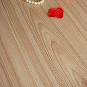 簡約無縫8mm-歐洲白橡03-超耐磨木地板 強化木地板