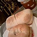 8.小兔和AMBER早餐 熱呼呼的