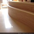 鋼琴面拍立扣-瑞士白橡-20120301-02客廳-01波浪1-超耐磨木地板/強化木地板