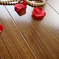 鋼琴面拍立扣/鋼琴烤漆-柚木5-超耐磨木地板/強化木地板