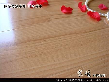 鋼烤-日本櫸木1