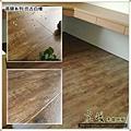 晶鑽-仿古白橡-11090902-超耐磨木地板/強化木地板