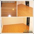 鋼琴面拍立扣-日本櫸木-2012三峽北大 房1-超耐磨木地板/強化木地板