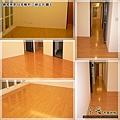 鋼琴面拍立扣-日本櫸木-2012三峽北大 廳3-超耐磨木地板/強化木地板