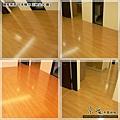 鋼琴面拍立扣-日本櫸木-2012三峽北大 廳5-超耐磨木地板/強化木地板